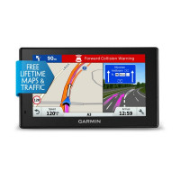 Garmin DriveAssist 51LMT-S - GPS navigace
