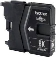 Brother inkoustová náplň LC-985BK/ Černá