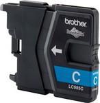 Brother inkoustová náplň LC-985C/ Modrá