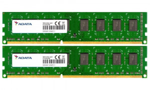 ADATA Premier 16GB DDR3 1600MHz /U-DIMM / CL11 / 1,35V / KIT 2x 8GB