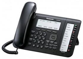 Panasonic KX-NT556NE, černá - IP telefon