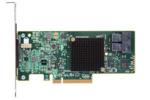 Intel RS3UC080 PCI Express x8 3.0, 12Gbit/s, řadič RAID