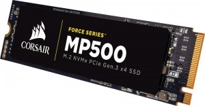 Corsair Force MP500 960GB, SSD - Pevný disk