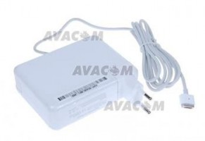 Adaptér Avacom nabíjecí pro notebooky Apple 18,5V 4,6A magnetic flip - neoriginální