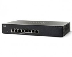 Cisco SRW208-K9 SF300-08 8-port 10/100 Managed Switch