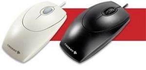 Cherry M 5450-R optická myš, USB&PS/2, černá