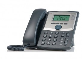 Cisco SPA303 3-Line IP Telefon s displejem a PC Port