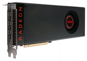 MSI Radeon RX Vega 56 8G, 8GB HBM2, HDMI/DP*3/ATX