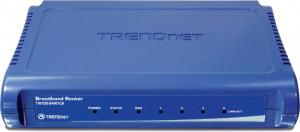 Router Trendnet TW100-S4W1CA 4-Port Broadband Router