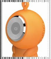 Conceptronic Bluetooth voděodolný reproduktor, oranžová