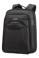 "Backpack SAMSONITE 50D09006 15,6"" DESKLITE computer, doc., tablet,pocket, black"