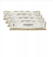 Ballistix Sport LT 32GB sada DDR4 8GBx4 2666 DIMM 288pin white
