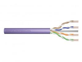 DIGITUS Twisted Pair Installation kabel UTP, CAT 6, LSOH Color grey 305M
