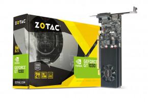 ZOTAC GeForce GT 1030 Low Profile, 2GB GDDR5, ATX/LP, DVI-D, HDMI 2.0b