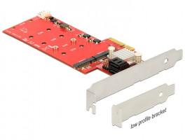 DeLOCK 89379 Interní M.2,SATA karta/adaptér rozhraní
