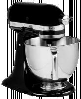 KitchenAid 5KSM125EOB, černý kuchyňský robot