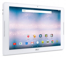 "Acer Iconia One 10 (B3-A40-K3HZ) 10"" HD/2GB/16GB/GPS/Wifi AC with Bluetooth/Android 7.0/White"