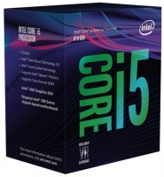 INTEL i5-8600K / Coffee Lake / LGA1151 / 3,6GHz / 9MB / 95W TDP