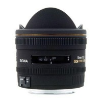 Sigma EX 2,8/10 fisheye DC HSM NAFD