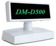 EPSON VFD zák.display DM-D500,grafický,254x64 bílý