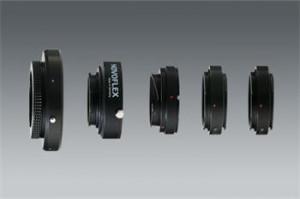 Novoflex adaptér EOS/LER , černá