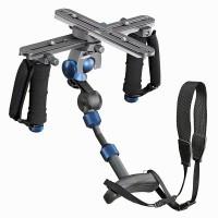 NOVOFLEX MMR-BLUEBIRD - opěrka pro natáčení pomocí DSLR