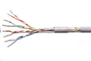 DIGITUS Installation kabel horizontální 100 m, šedá