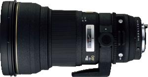 Sigma EX 2,8/300 DG APO SI/AF HSM