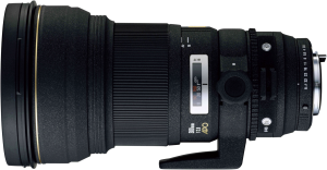 Sigma EX 2,8/300 DG APO HSM C/AF