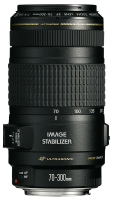 Objektiv Canon EF 70-300mm f/4.0-5.6 USM IS (0345B006AA)