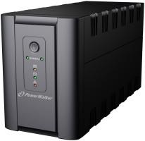 BlueWalker VI 1200 IEC Line-interaktivní 1200VA 6AC outlet(s) Mini tower, Černá, zdroj nepřerušovaného napětí