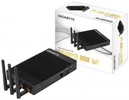 Gigabyte GB-EACE-3450, Černý barebone počítač