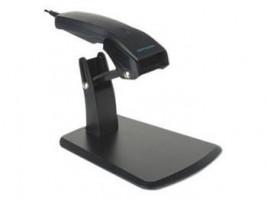 Čtečka Opticon OPR-6845R laserová čtečka se stojánkem, USB (HID/VCP), černá