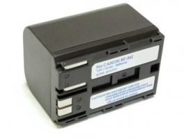 AB Power baterie Canon BP-522 Li-ion 7.4V 3200mAh - neoriginální