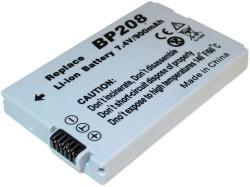 AB Power baterie Canon BP-208 Li-ion 7.4V 900mAh - neoriginální