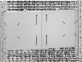 """Vogel""""s FAU 3150, 70 kg, 7790 g, 549 x 368 x 58 mm, 30/65 """" - UNIV DISPLAY WALLMOUN"""