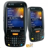 Datalogic Elf, 1D, BT, Wi-Fi, 3G, AZERTY, GPS, 46 keys, Brick, 640x480, Win 6.5 (EN)