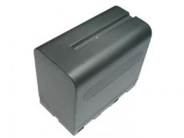 AB Power baterie Sony NP-F960 Li-ion 7.4V 7200mAh - neoriginální