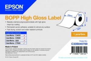 Epson štítky, synthetic, 220mm