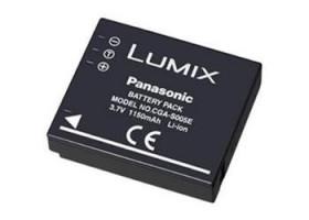 PANASONIC CGA-S005E/1B - baterie pro DMC-FX, LX, 1150mAh - originální
