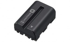Baterie SONY NP-FM500H 7.2V 1650mAh pro DSLR A700/A100/A200/A300/A350 - originální