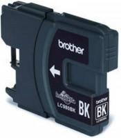 Brother inkoustová náplň LC-980/ Černá