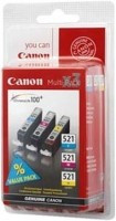 Canon CLI-521 MultiPack, cartridge