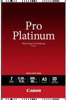 Papier Canon PT101 Pro Platinum Photo | 300g | A3 | 20ark