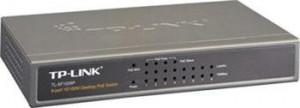 TP-Link TL-SF1008P 8x 10/100Mbps Desktop Switch
