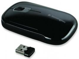 Kensington bezdrátová myš SlimBlade s miniaturním přijímačem