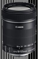 Canon EF-S - Zaostření objektivu - 18 mm - 135 mm - f/3.5-5.6 IS - Canon EF-S - pro EOS 1000, 40, 4