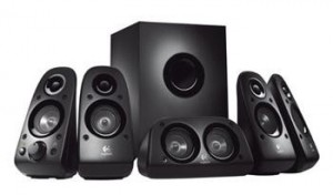 Logitech Surround Sound Speaker Z506 reproduktory