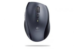 myš Logitech Wireless Mouse M705 Silver, Unifying