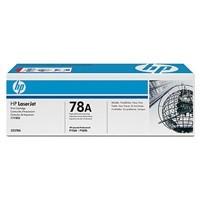 HP tisková kazeta černá pro P1566, P1606w CE278A originál